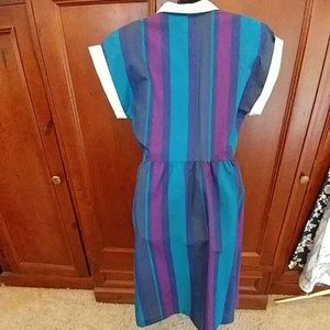 Vintage Dresses - Pretty wrap dress